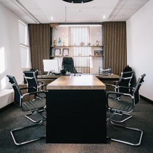 kontorsstäd